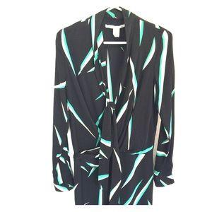 Diane von Furstenberg silk dress: Limited addition